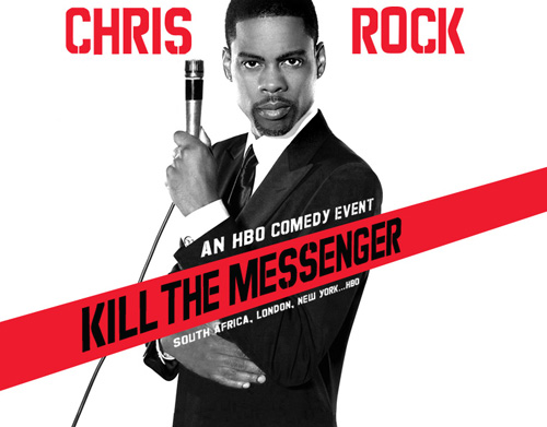 chrisrock Kill the Messenger