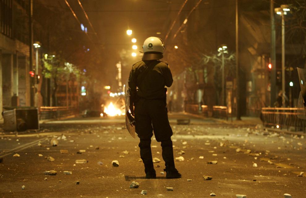 01 Görög lázadás   Photojournalism