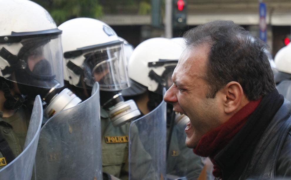 02 Görög lázadás   Photojournalism