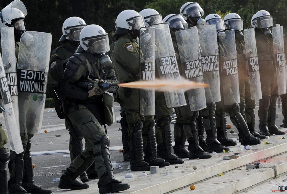 03 Görög lázadás   Photojournalism