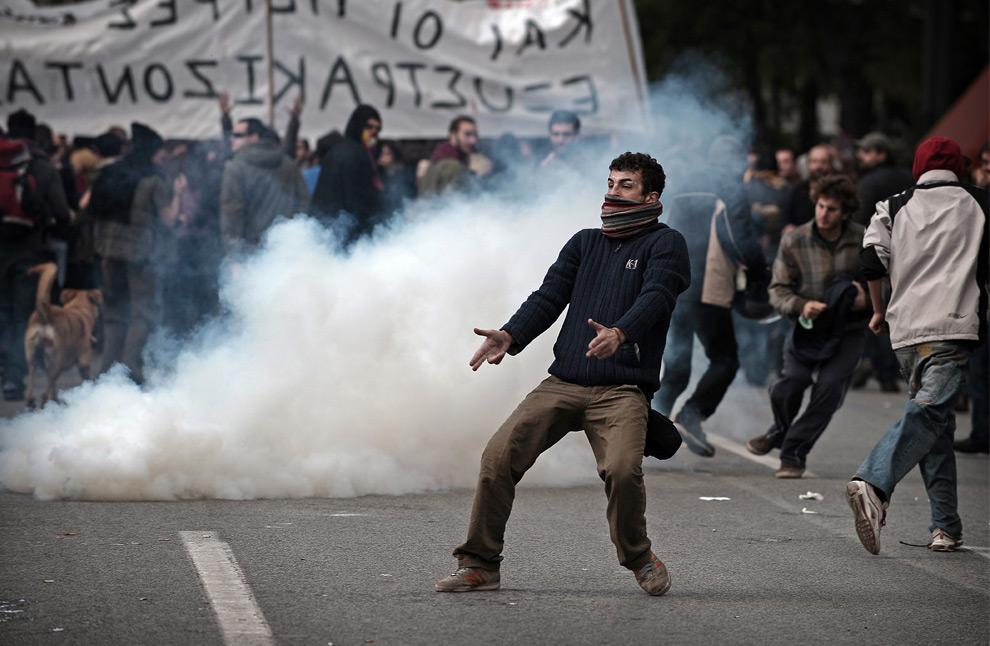 06 Görög lázadás   Photojournalism