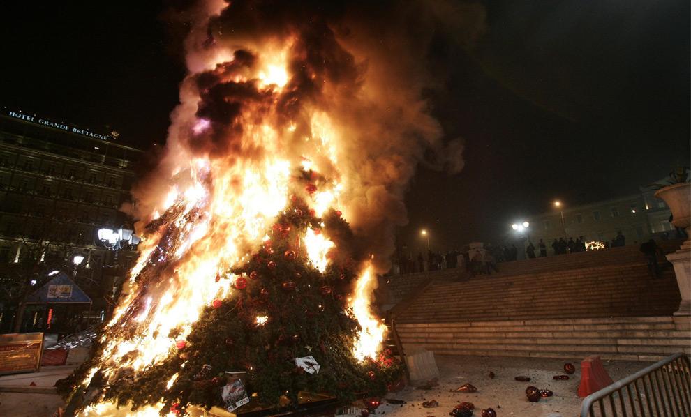 12 Görög lázadás   Photojournalism
