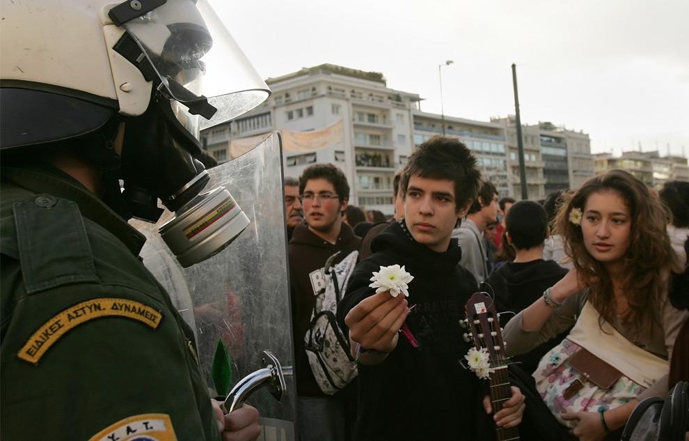 13 Görög lázadás   Photojournalism