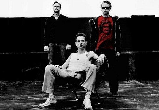 depeche Új Depeche Mode lemez