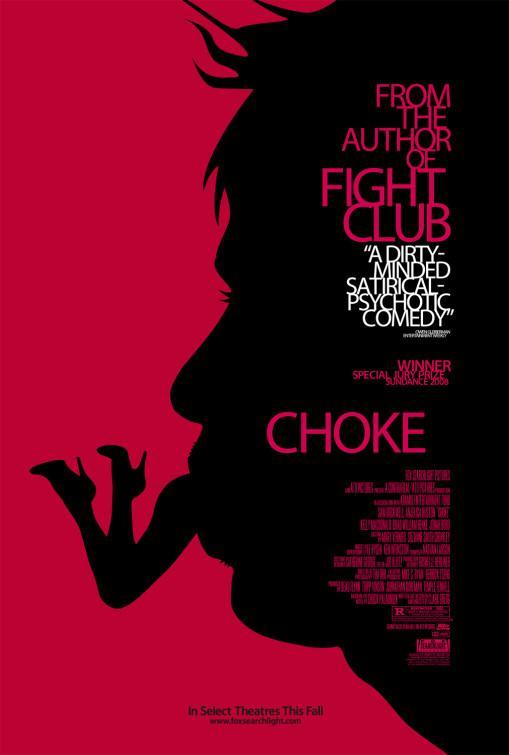choke A legjobb filmes plakátok