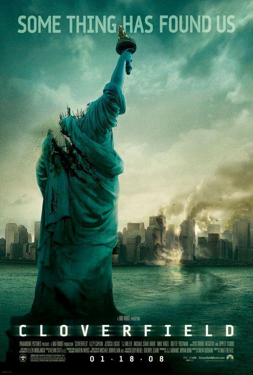 cloverfield A legjobb filmes plakátok