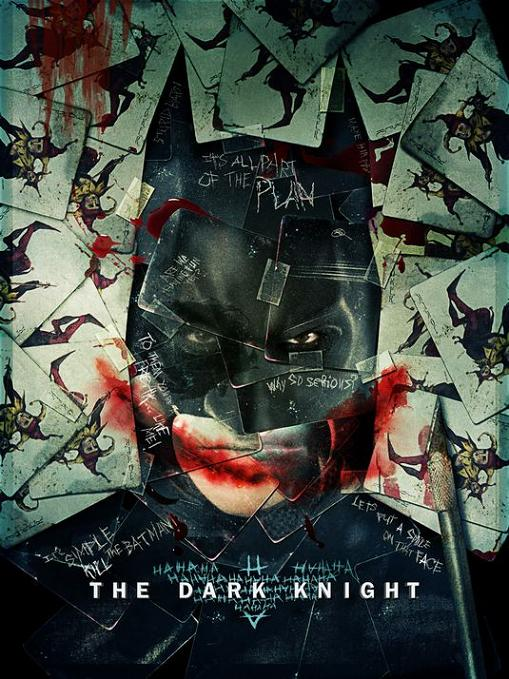 darkknight06 A legjobb filmes plakátok