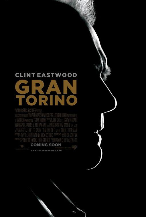 gran torino A legjobb filmes plakátok