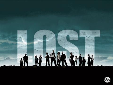 lost logo LOST 5. évad