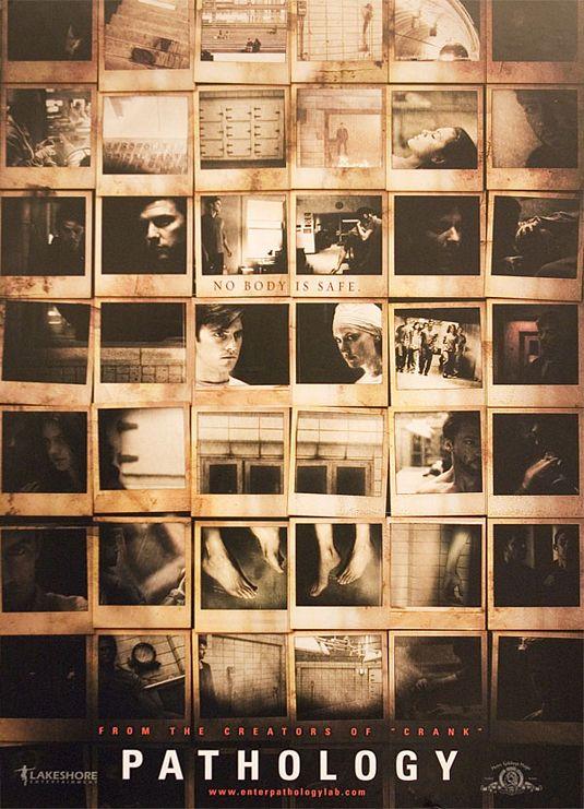 pathology A legjobb filmes plakátok