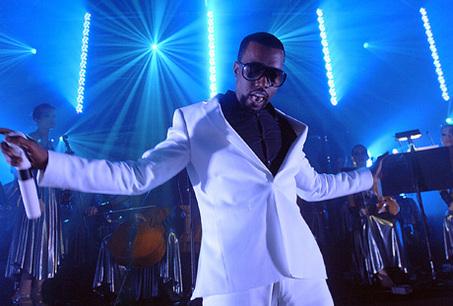 """west Kanye West a """"VH1 Storytellers"""" ben"""