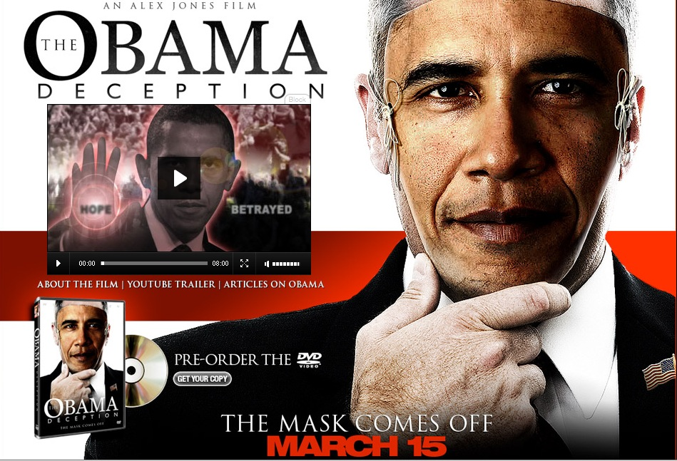 obamadeception (Video) Anti Obama film