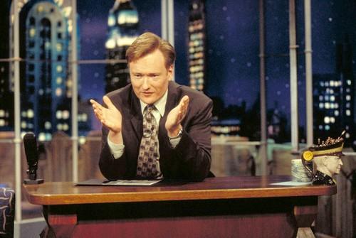 conan 11 11even Archív: NBC stúdió körút Conan O'Briennel
