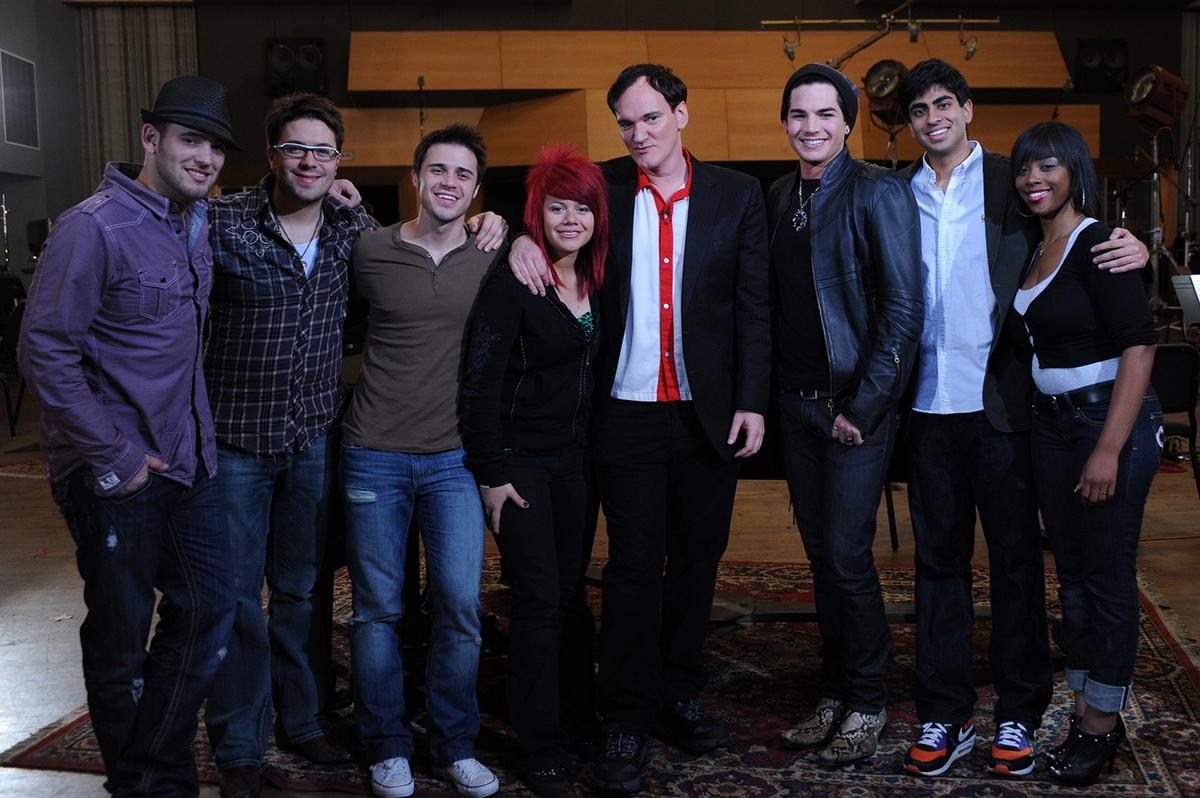tarantino idol American Idol: Quentin Tarantino???