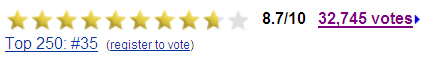 Inglourious Basterds imdb