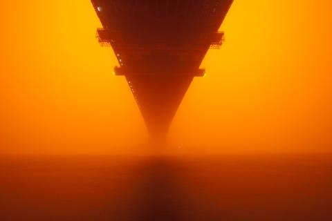 red dust storm sydney 23rd sept 2
