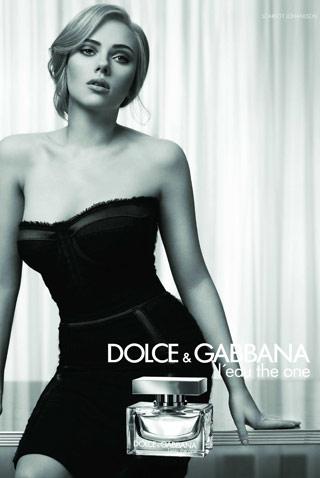 Scarlett Johansson dolce gabbana 11