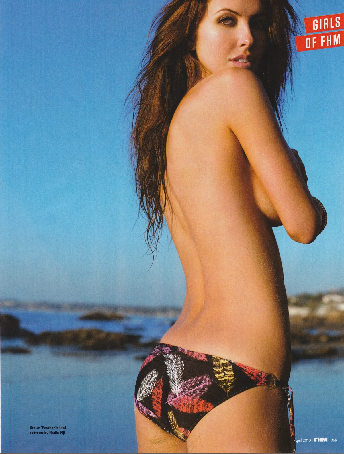 Audrina patridge bikini